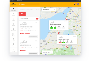 JCB launches new LiveLink portal