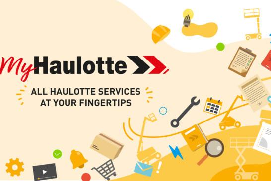 Haulotte unveils its new service portal: MyHaulotte.com