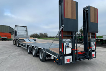 Nooteboom starts exclusive partnership with Exceptional Trailer Rental Ltd in the UK