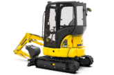 Introducing the new PC24MR-5 mini excavator