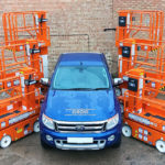 A bright (orange) investment for Neon Hire Services