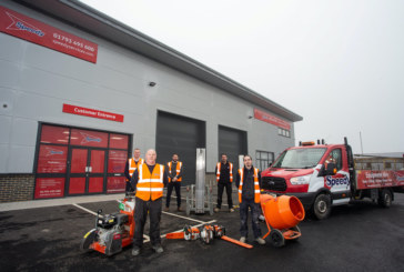 Speedy ramps up operations in Swindon to support region's businesses