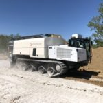 PRINOTH and Streumaster develop the market's largest off-road lime spreader
