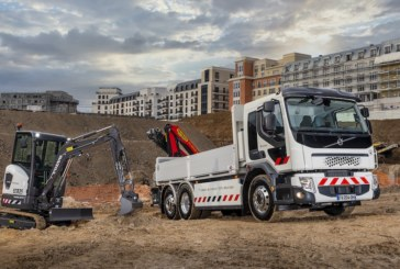 Volvo CE and Volvo Trucks customer deliveries of all-electric products