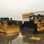 CATPLANT welcomes customised Dozer to celebrate 40 years in business