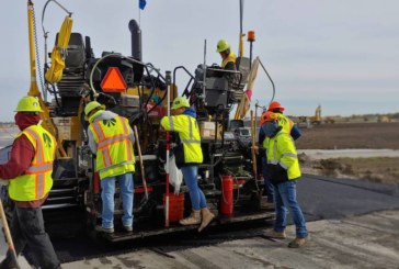 Trimble introduces the next generation of Paving Control Platform for Asphalt Pavers