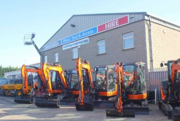 O'Flaherty Holdings to expand its presence in plant hire