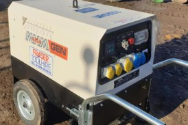 More MHM Generators for Hamilton's, Fraser Tool Hire