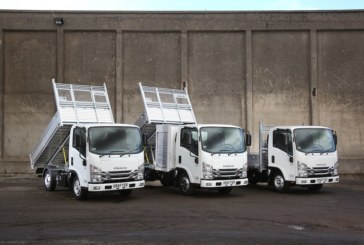 Isuzu Truck expands Grafter 3.5 tonne truck range as sales soar to record levels