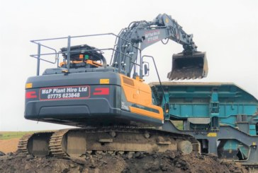 Three Hyundai's on the bounce for M&P Plant Hire