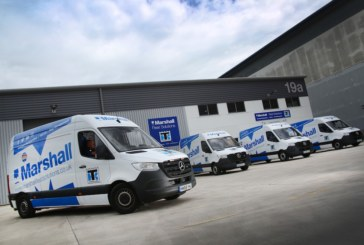 Marshall Fleet Solutions awarded 'Thermo King Blue Track Select Dealer' Accreditation