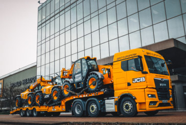 UKs biggest telehandler hirer places £26m loadall order
