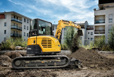 Yanmar ViO50-6B | Power and durability for urban worksites
