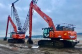 Foyle and Marine Dredging bucks the Covid trend, thanks to Tefra hitches