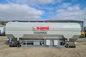 Utranazz add new Sami horizontal silo to their range