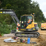 Caulfield Contractors confirms commitment to Volvo with the purchase of 22 new excavators