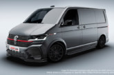Volkswagen Commercial Vehicles unveils new Transporter T6.1 Sportline