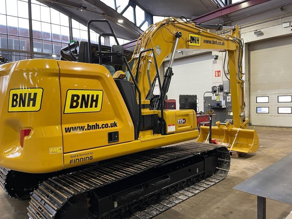 UK's first next generation 313 GC delivered to BNH