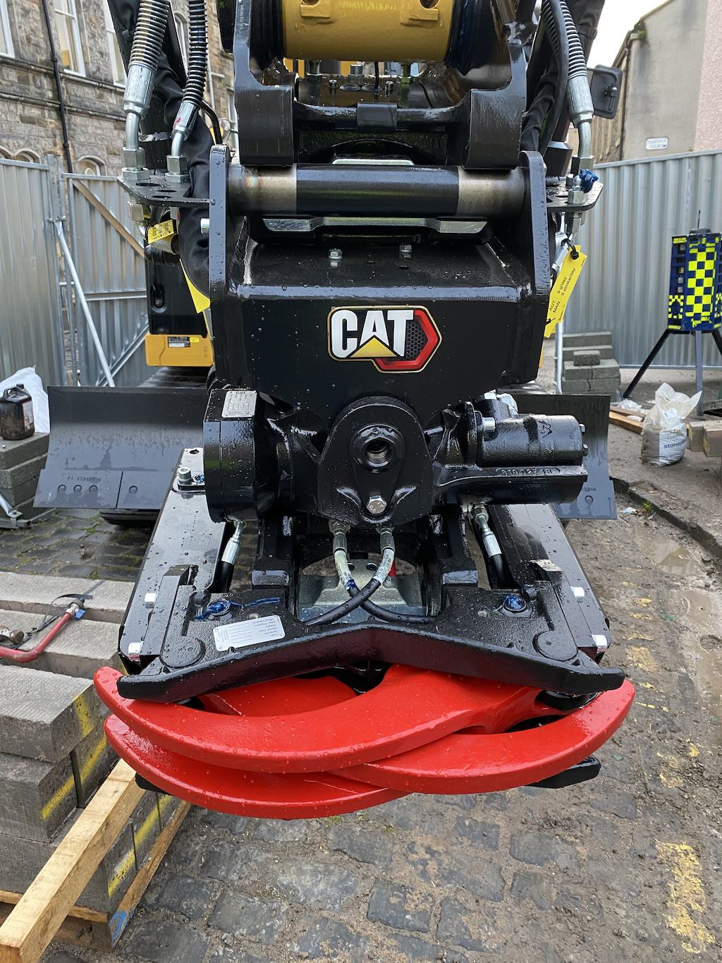 Keystone Construction chooses Caterpillar for first machine purchase