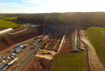 Collins Earthworks complete excavation at Long Itchington Wood Tunnel