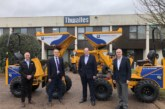 Brandon Hire Station in 70 machine dumper deal