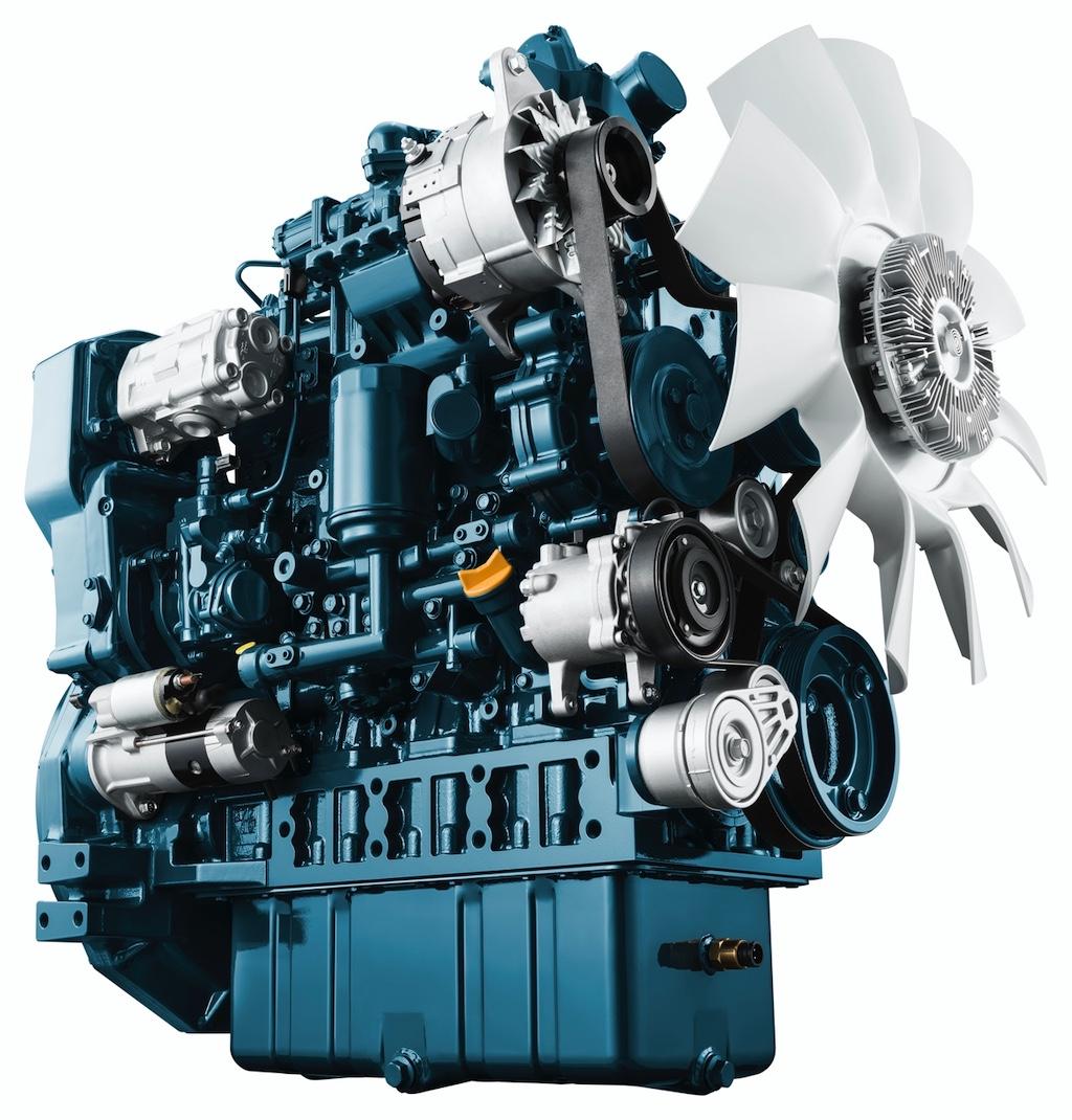Kubota Engines announces new partnership with Lister Wilder
