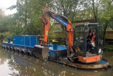 Land & Water starts final phase of works at Peak Forest Canal
