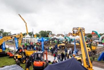 Plantworx show plans remain flexible to serve construction equipment industry