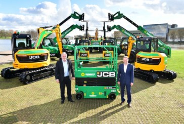 Biggest ever UK order as Sunbelt Rentals buys 2,100 machines