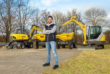 Wacker Neuson Group optimistic about 2021