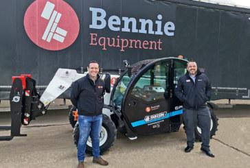 Faresin Electric Telehandler for Bennie Equipment