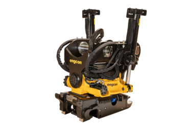 Engcon reveals new lifting hook for EC226