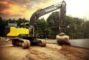 Engcon and Volvo launch a global collaboration
