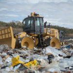 CAT introduces landfill compactor