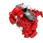 Cummins B6.7 reduces running costs and CO2 emissions with stop-start capability