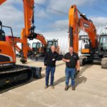 DCV Engineering expands Doosan excavator fleet