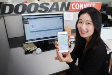 New mobile app launched for DoosanCONNECT telematics