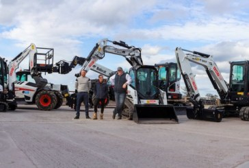 North Wales rental start-up buys over 20 new Bobcat machines