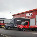 Elliotts build 100% IVECO fleet