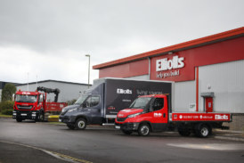 Elliotts build 100% IVECO fleet