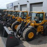 Gorrel Equipment Solutions continues commitment to Volvo with an order for 42 more wheeled loaders
