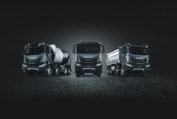 New IVECO T-WAY | The toughest vehicle engineered for the most extreme off-road missions