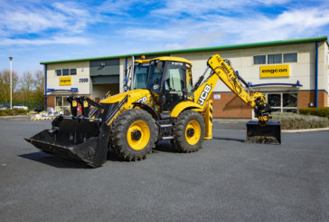 Engcon UK enters into a new partnership with The Scot JCB Group