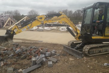 Family-run firm puts Yanmar mini excavator to the test