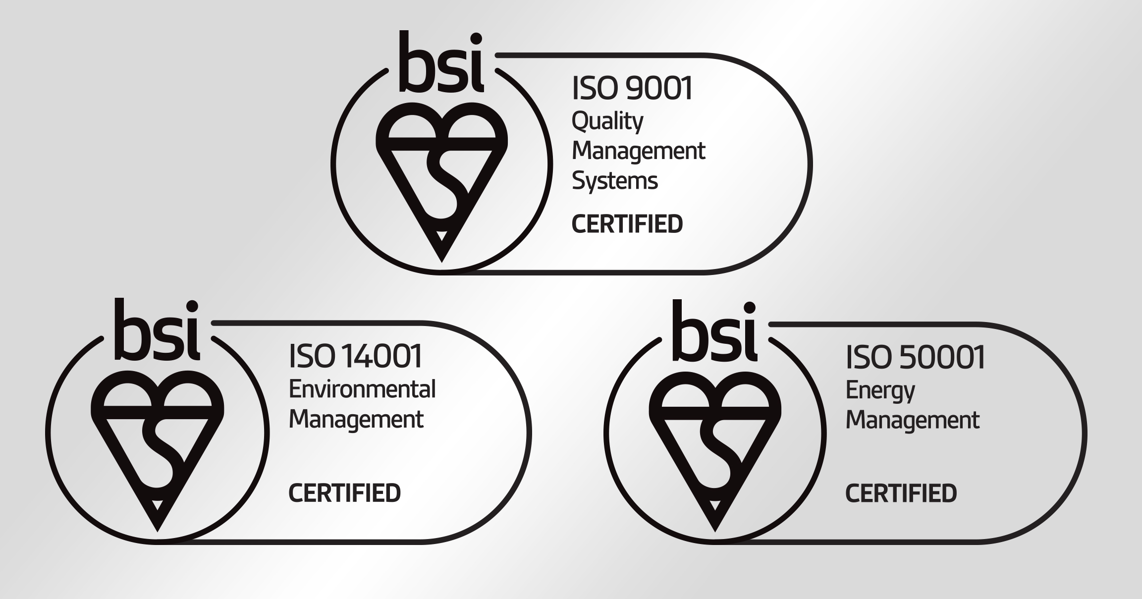 Snorkel Europe achieves ISO 14001 & ISO 50001 Certification