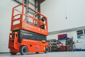 Speedy begins major fleet expansion plan with electric lift investment