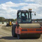 New version of Trimble Earthworks Grade Control Platform includes support for soil compactors