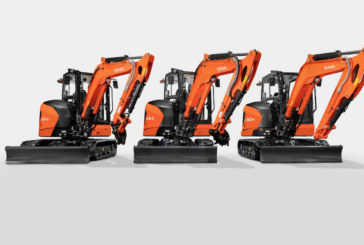 Kubota wins prestigious Red Dot Award