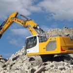 New Liebherr R928 G8 crawler excavator