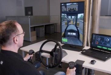 CM Labs' next-generation Vortex Edge Plus makes heavy equipment training accessible everywhere